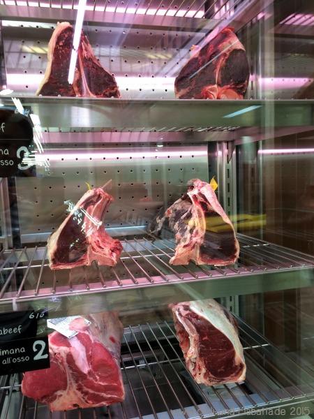 Dry aged beef Cattori
