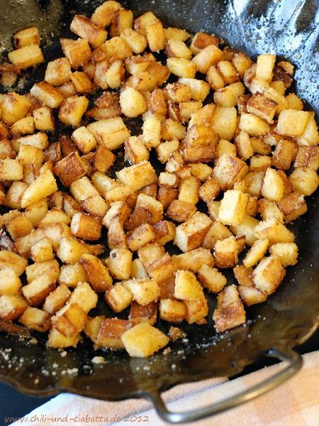 Brösmeli-Bratkartoffeln