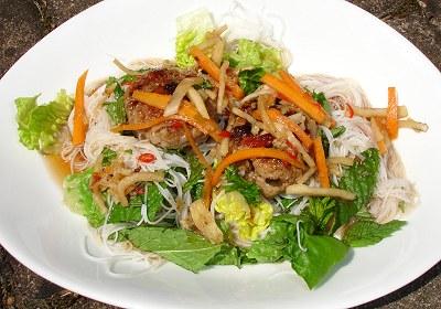 vietnamesischer Nudelsalat