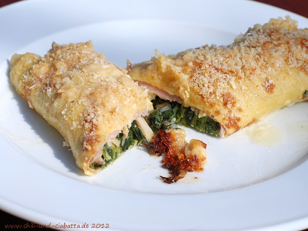 fertige Crespelle