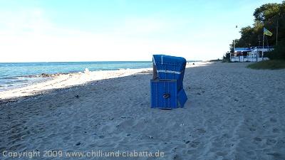 Strand Dänisch-Nienhof