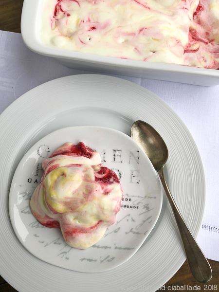 Himbeer-Schmand-Lasagne mit Sevilla Orangen Curd