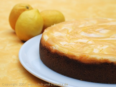 Lemon Curd Cheesecake 1