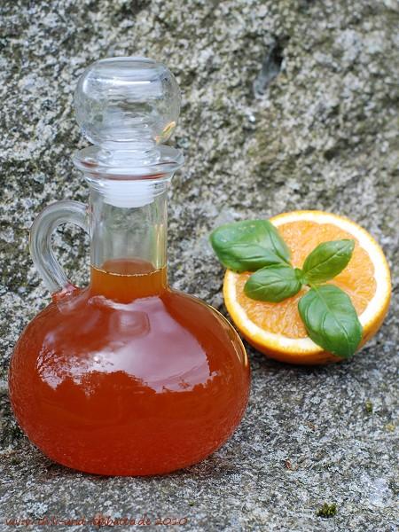 Orangensirup aus Zypern