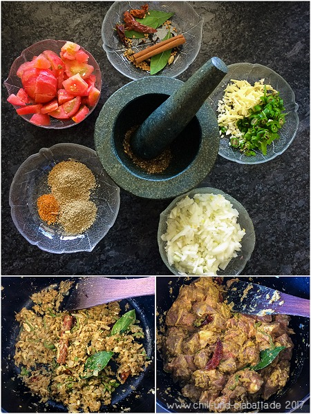 Making of Lamm-Curry