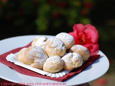 Tortelli mit Zabaione