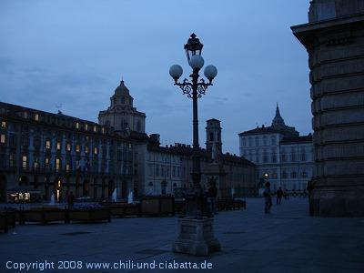 Turin Abend
