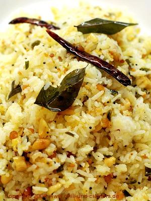 fertiger Reis
