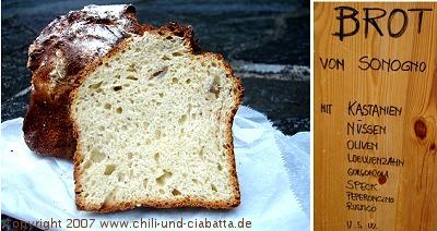 Gorgonzola-Brot