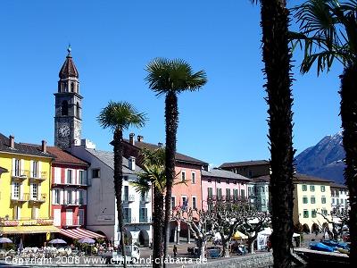 Ascona Piazza