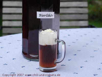 Bierlikör 1