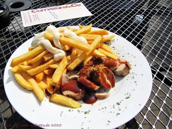 Bochum Currywurst von Dönninghaus