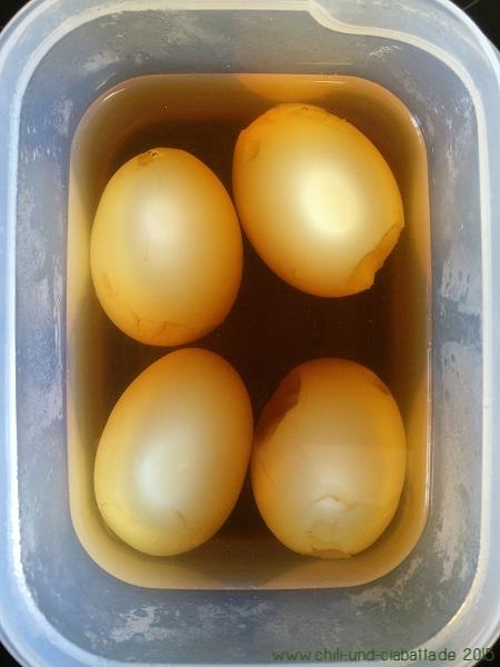 Eingelegte Eier