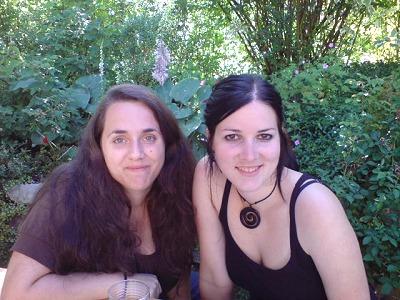Marlise und Kathi