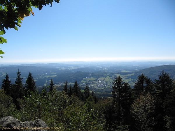 Blick vom Geisslberg