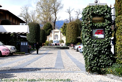 Hotel Giardino, Ascona