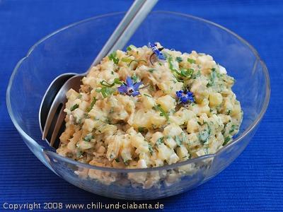 Leichter Kartoffelsalat