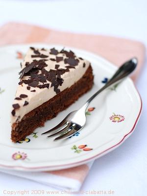 Marillenschaum-Torte