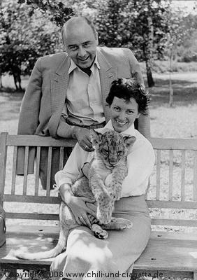 meine Eltern in den 50ern