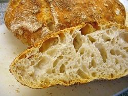 No-knead Brot