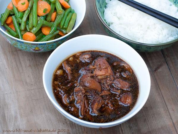 köstlicher Schweinefuß chinesisch