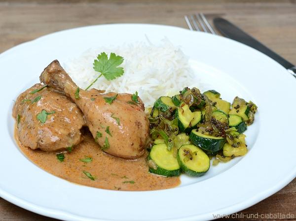 Sri Lanka Hühnercurry spezial