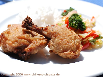 Thai-Backhendl