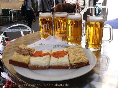 Trzesniewski - belegte Brote